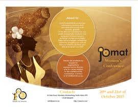 NatashaSoeiro tarafından Design a Brochure for a Women's Conference için no 4