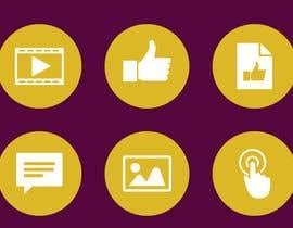 #2 untuk Icon Design for Mobile App oleh mWaqasShah