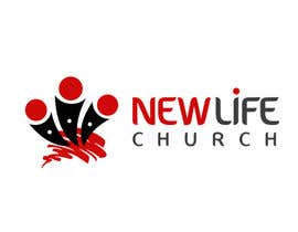 #644 para Design a Logo for NewLife Church por nilankohalder