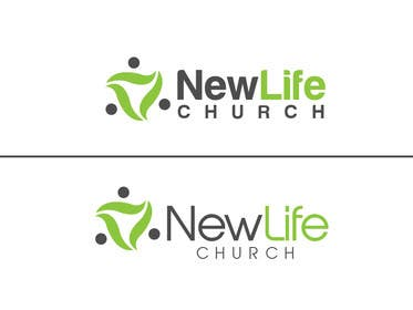 #412 untuk Design a Logo for NewLife Church oleh rraja14