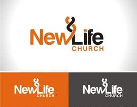 #305 para Design a Logo for NewLife Church por sharpminds40