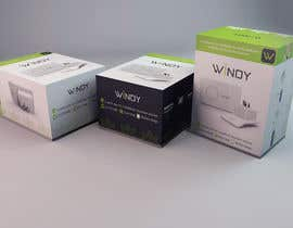 #28 untuk Packaging Designs for Windy Product oleh Med7008