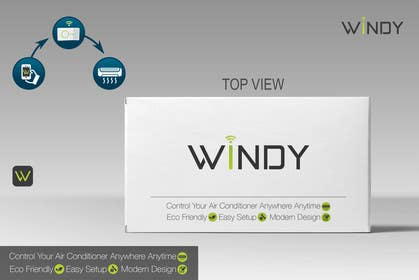 chubbycreations tarafından Packaging Designs for Windy Product için no 17