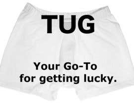 "jeffreytune tarafından Write a tag line/slogan for For ""TUG"" a Men's underwear/undergarment/bathing suit line. için no 111"