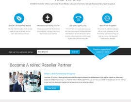 #4 for Redesign our home page and mobile service page by Webicules