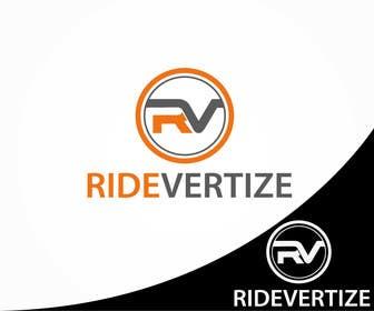#46 untuk Design a Logo for RideVertize oleh alikarovaliya