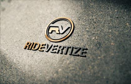 #52 untuk Design a Logo for RideVertize oleh alikarovaliya