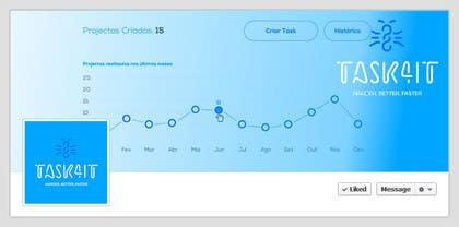 #2 untuk Design a Facebook landing page for  facebook (profile image - existing logo + timeline) oleh rjsoni1992