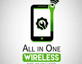 #147 untuk Design a Logo for All In One Wireless oleh joeljrhin