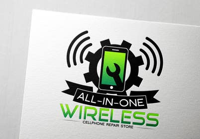 #51 untuk Design a Logo for All In One Wireless oleh HDiangca