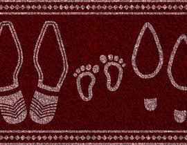 #8 untuk Design a Welcome Carpet oleh moldovaprint