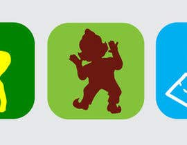 #1 untuk Minimalist and Flat set of icons (5 icons) oleh mariusunciuleanu