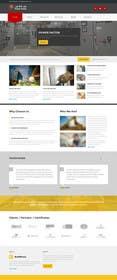 fathimak tarafından Create a Wordpress Template for my company PF için no 5