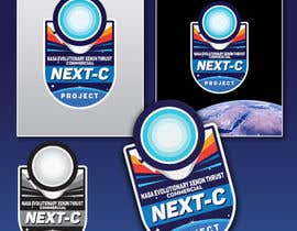 #158 for NASA Challenge: Design a Logo for NASA Evolutionary Xenon Thrust – Commercial (NEXT-C) Project by Adrianm2d