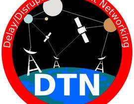 cristianziege tarafından NASA Challenge: Design a Logo for Delay/Disruption Tolerant Networking (DTN) Project için no 110