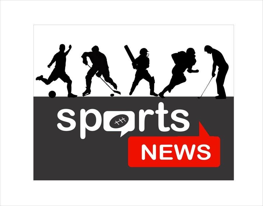 Penyertaan Peraduan #14 untuk Concevez des Icones for Sportsi-news