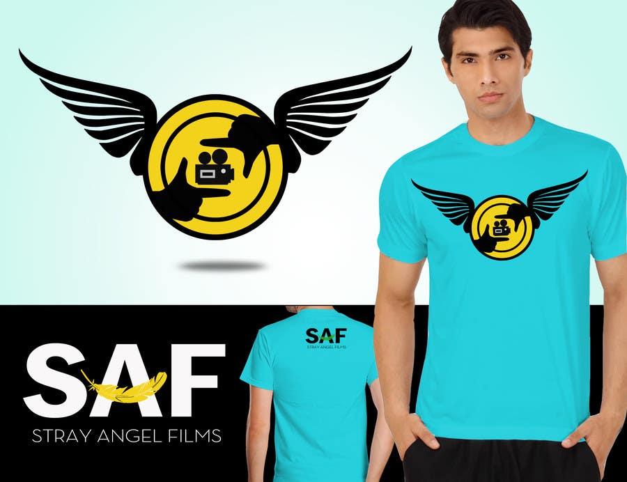 Contest Entry #48 for Design a T-Shirt for Stray Angel Films