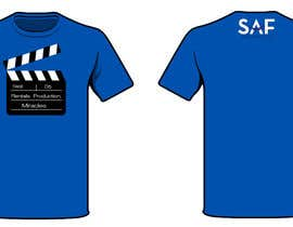 #64 cho Design a T-Shirt for Stray Angel Films bởi DachmanLucian