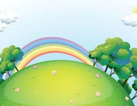 #4 untuk Backgrounds for pre-school show oleh chipchipdesign