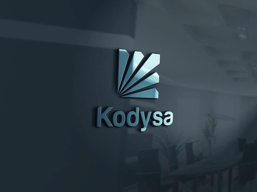 Penyertaan Peraduan #121 untuk Design a Logo for Kodysa