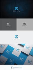 #101 untuk Design a Logo for Kodysa oleh SabaGraphica