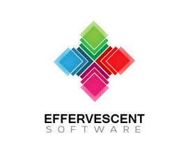 #30 para Design a Logo for Effervescent Software por NunoVieira