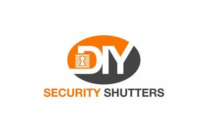 #52 untuk Develop a Logo and Corporate Identity  for DIY Security Shutters oleh tedi1