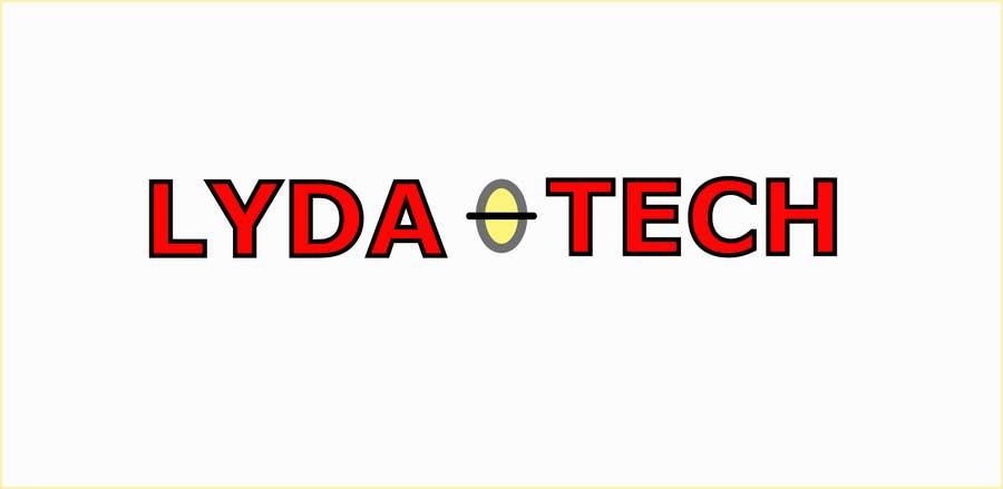 """Intrarea #42 pentru concursul """"Logo Design for LydaTech"""""""