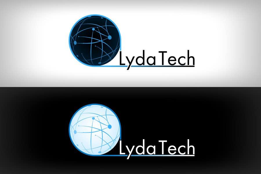 Конкурсная заявка №                                        28                                      для                                         Logo Design for LydaTech