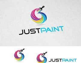 "kay2krafts tarafından Design a Logo for ""JUST PAINT"" için no 93"