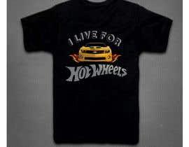 vrexcellina tarafından Design a T-Shirt for Hotwheels fan için no 16