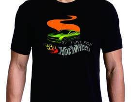 sellikodong tarafından Design a T-Shirt for Hotwheels fan için no 20