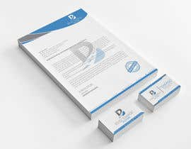 #21 for Design a letterhead and business cards for a transport company by kmsinfotech