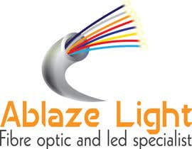 #32 untuk Design a Logo for a fibre optic & led light company oleh saravanan3434