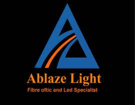 #43 for Design a Logo for a fibre optic & led light company by ATAOURROHOMAN