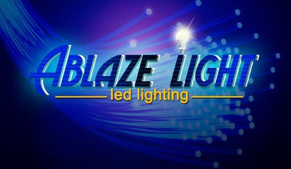 #40 untuk Design a Logo for a fibre optic & led light company oleh grapple2013