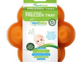 #9 untuk Create Print and Packaging Designs for Baby Food Freezer Tray oleh digitalartsguru