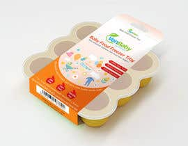 #13 untuk Create Print and Packaging Designs for Baby Food Freezer Tray oleh Med7008