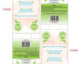 TeeFawks tarafından Create Print and Packaging Designs for Baby Food Freezer Tray için no 3