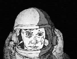 F4MEDIA tarafından Experienced Space Pilot Character Portrait için no 1