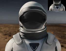 dimmensa tarafından Experienced Space Pilot Character Portrait için no 4