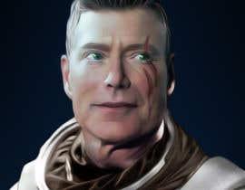 dimmensa tarafından Experienced Space Pilot Character Portrait için no 10