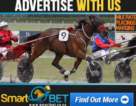 "#1 untuk Harness racing banner ad design ""advertise with us"" oleh SJADDesigns"