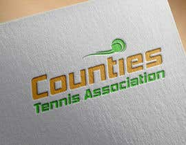 #46 untuk Design a Logo for Counties Tennis Association oleh rajupalli