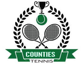 #4 untuk Design a Logo for Counties Tennis Association oleh Aman854