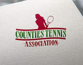 #13 untuk Design a Logo for Counties Tennis Association oleh anamariaedan