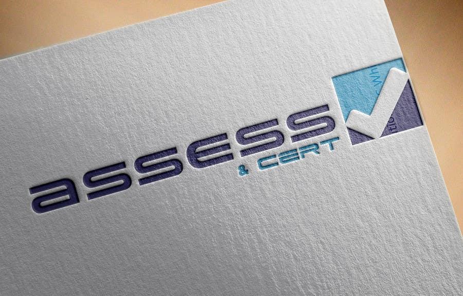 Penyertaan Peraduan #144 untuk Logo For Company Called Assess and Cert