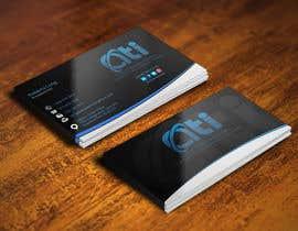 mohanedmagdii tarafından Design some Business Cards for  ATI için no 51