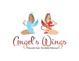 #39 untuk Design a Logo for Angel's Wings oleh creatrixdesign