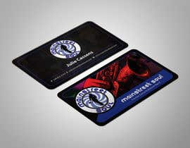 #28 untuk Design some Business Cards for a Music Band oleh ashanurzaman